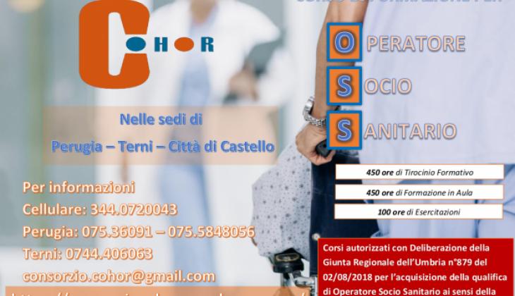 Corso Oss Perugia e Terni